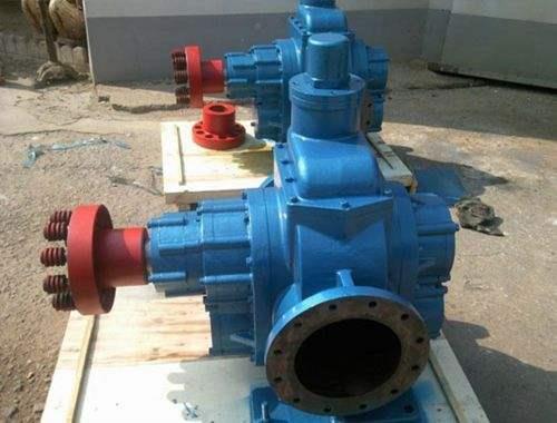 关于KCB系列齿轮泵河北华潮有专业的设计和加工团队