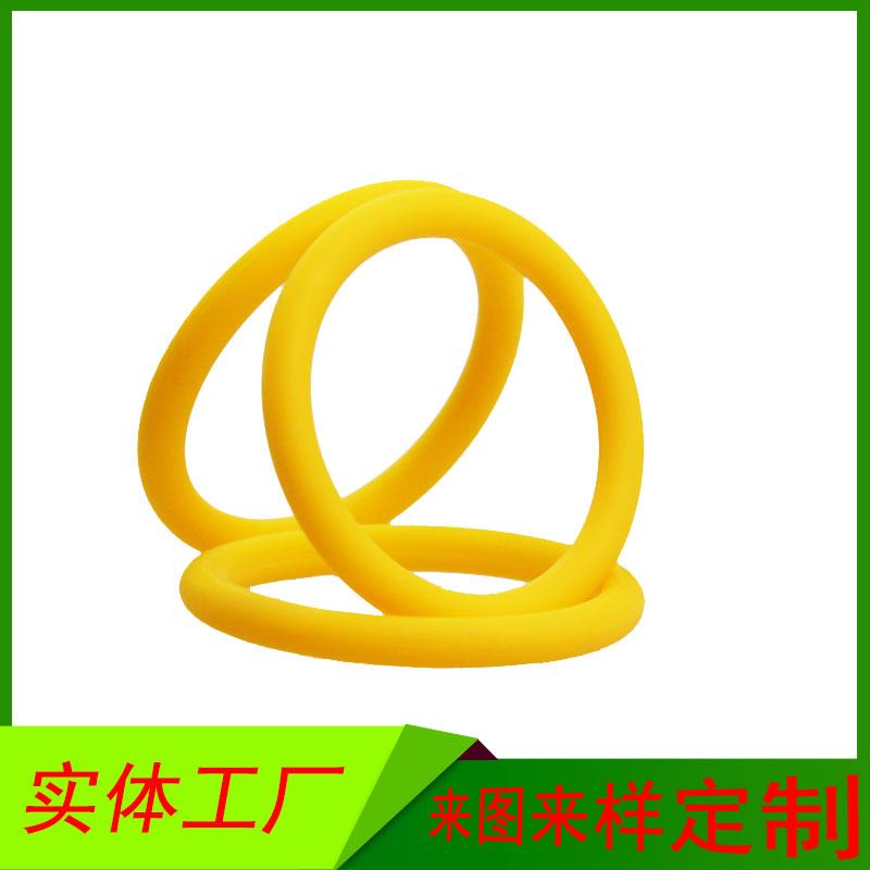 工厂定制橡胶圈 食品级硅胶高压锅密封圈 耐高温透明硅胶o型圈