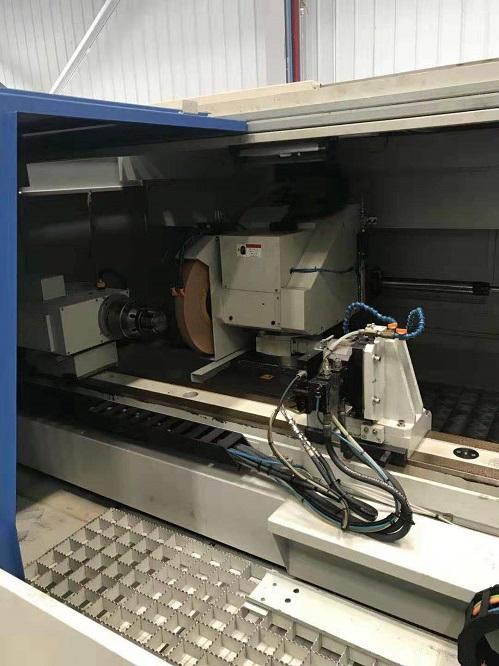 工厂出售台湾G45TH-3000CNC 数控万能外圆磨床