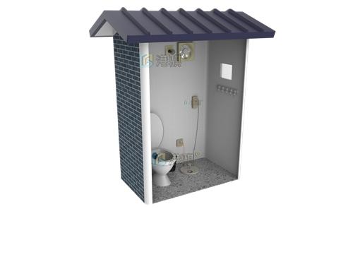 旱厕改造实施方案 洗手间冲水桶-港骐