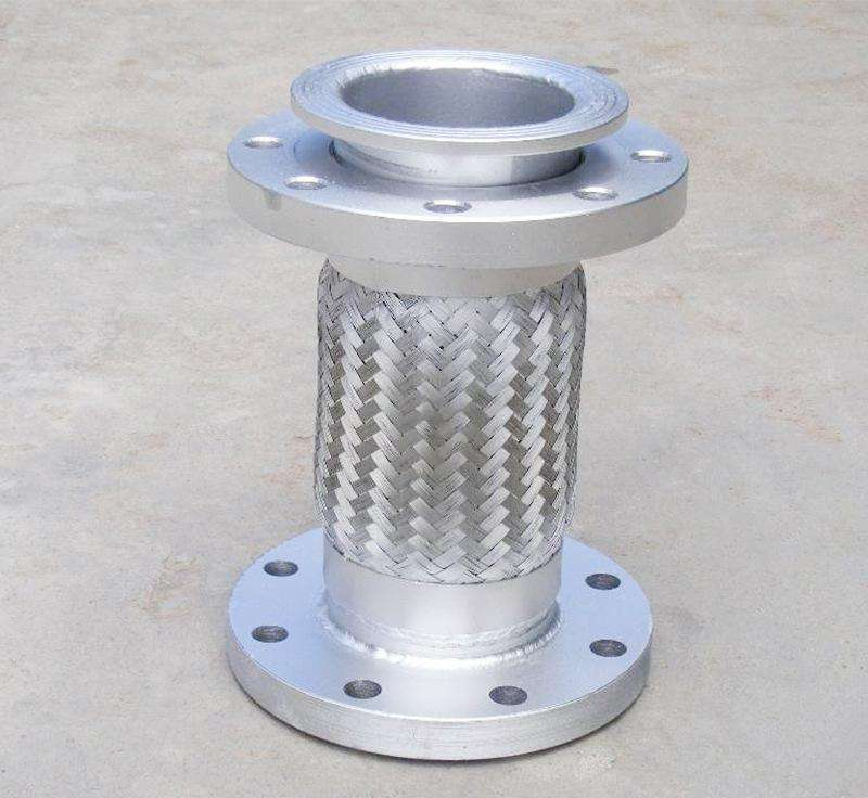 304不锈钢法兰金属软管 矩形补偿器 减震型波金属波纹管补偿器