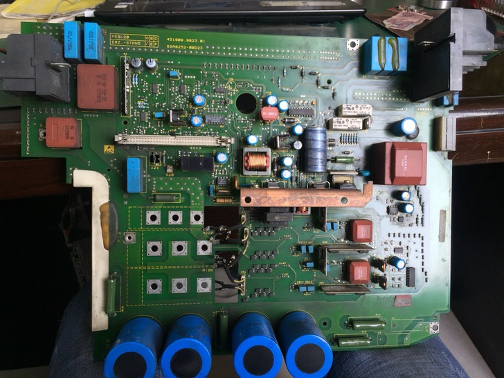 西门子CU5电源驱动板 6SA8252-0BD23