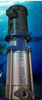 赛莱默不锈钢水泵33SV3/2AG055T