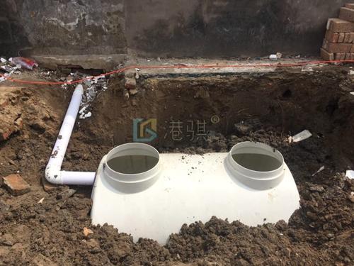 家用化粪池价格 农村水冲厕所水怕冻怎么办-港骐