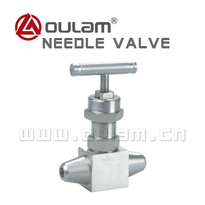 焊接式针型阀/不锈钢针型J61Y-320P型