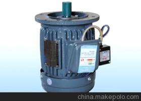 东元刹车立式电机AEVF2.2KW 4级 2级 6级三相感应刹车电机3HP