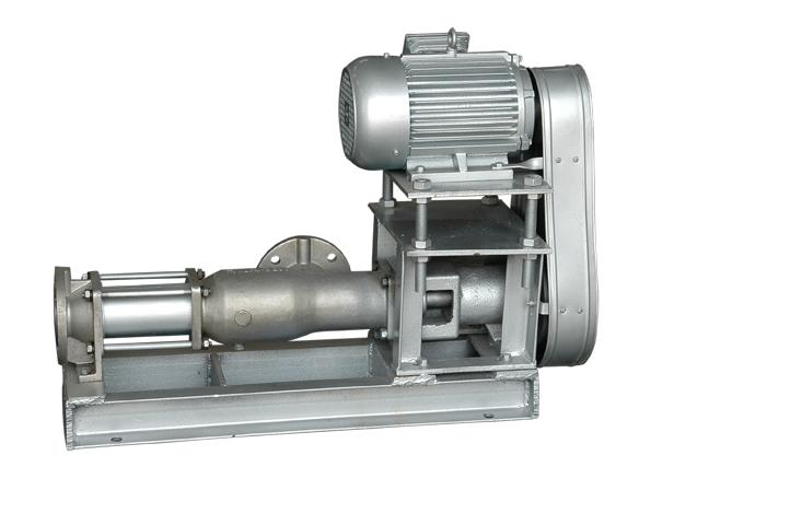 泊头油泵螺杆泵三螺杆泵单螺杆泵
