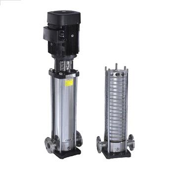 州泉  CDL/CDLF立式多级不锈钢冲压泵