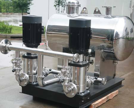 州泉  XWG型无负压供水设备变频给水机组
