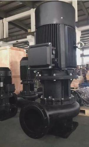 杭州南方泵业立式离心泵TD80-22/2 管道增压泵 空调循环水泵