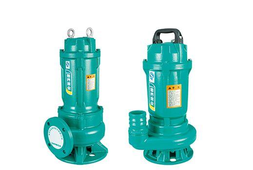 州泉  WQ(D)全不锈钢精密铸造搅拌/切割污水污物潜水电泵