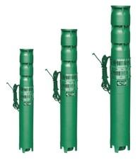 州泉  QJ型铸铁/不锈钢深井潜水电泵
