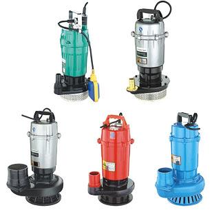 州泉  QDX、QX型号精铸铁潜水泵家用潜水离心泵