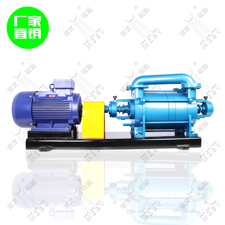 明珠泵业专业制造供应DL立式多级离心泵80DL*3泵带座