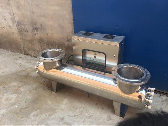 蚌埠紫外线消毒器 二次水处理设备