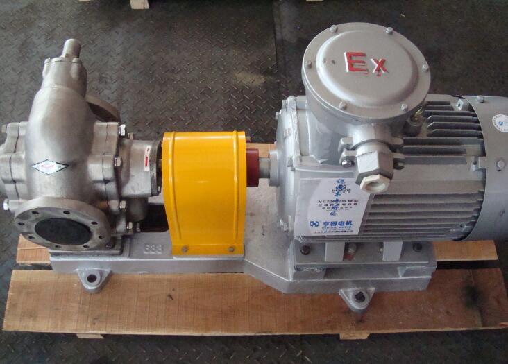 泊头化工泵齿轮化工泵不锈钢化工泵耐腐蚀化工泵