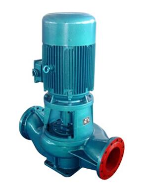 SLB立式便拆式双吸离心泵