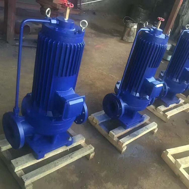 G系列静音管道屏蔽泵