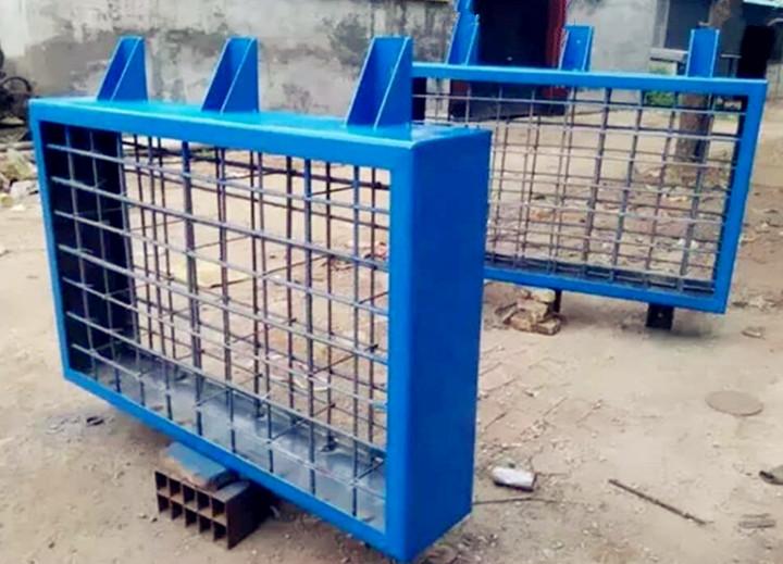 定制水泵减振台座 内嵌式 旁拖式 水泵惯性减震支座减振支架