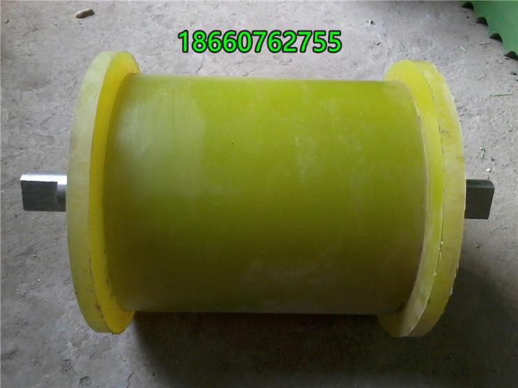 太原市聚氨酯地滚轮,200×300尼龙地滚轮