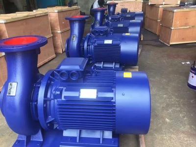 福州ISW40型卧式单级离心泵/卧式管道离心泵|循环水泵 增压泵 稳压泵