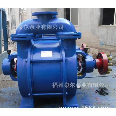 供应2SK-12P水环真空泵 淄博博山真空泵2SK系列 SK水环真空泵