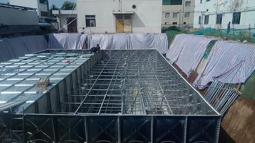 广东东莞地埋智能箱泵一体化设备
