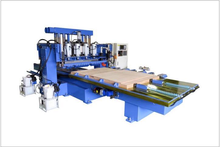 日本TOYO木工加工中心数控镂铣木工CNC自动化机械