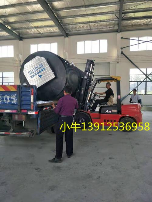 一体化预制泵站山东胶州厂家