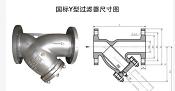 上海Y型过滤器