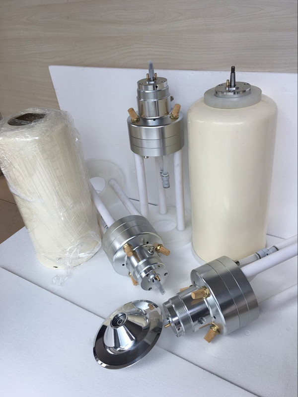 YH145双涡轮气动高速雾化器