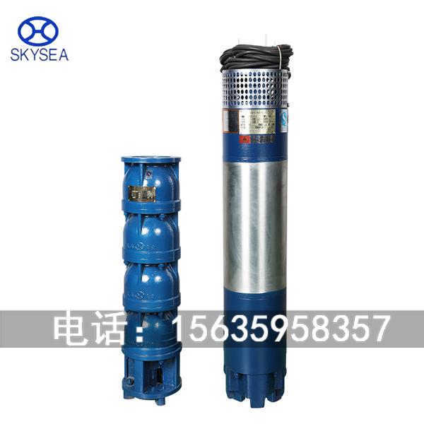 山西运城解州天海QJG高端井用潜水电泵