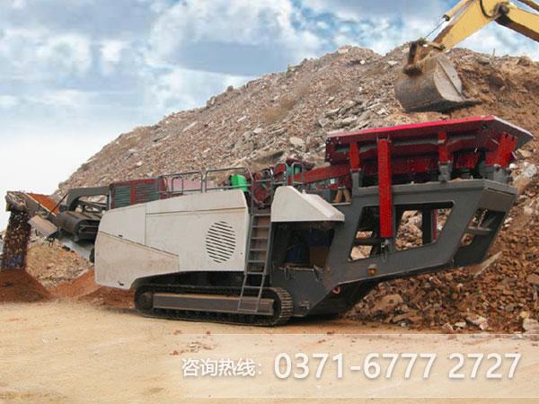 生产优质砂石骨料,全靠这个-沙石粉碎机