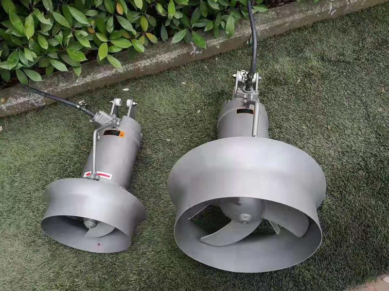 潜水搅拌机PJ型不锈钢 碳钢 厂家直供潜水搅拌机