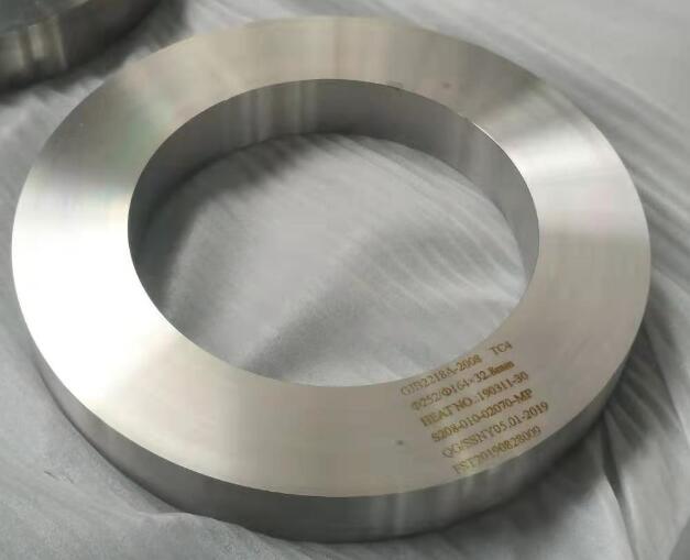 GJB2218A钛合金锻件,钛饼