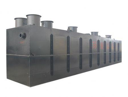 焦作酸洗污水处理设备处理后达标排放