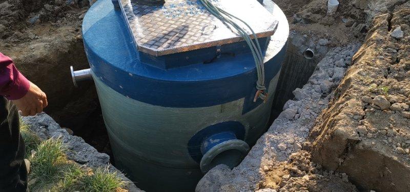 宿迁一体化预制GRP泵站