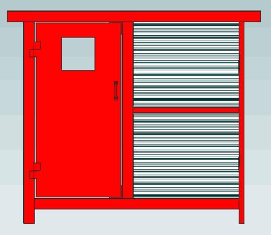 防逆流风窗|调节防逆流装置