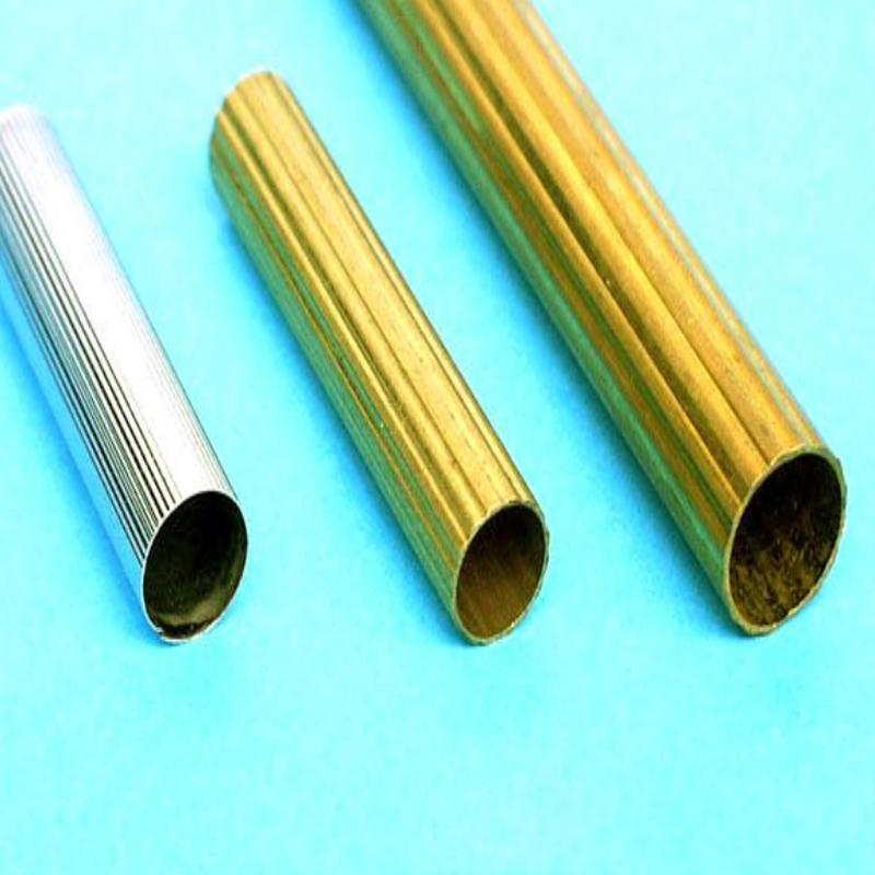 厂家供应T2紫铜管 软态铜管可定制切割 拉花铜管