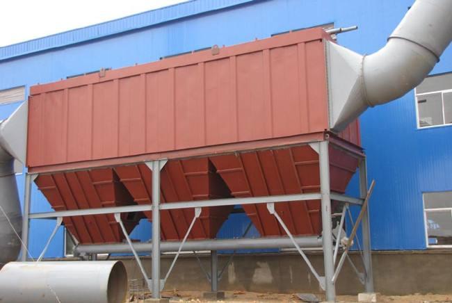 矿场专用《MX-Ⅱ型脉冲布袋除尘器》-厂家直销
