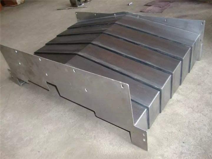 杭州友佳FV-1000加工中心导轨防护罩XYZ轴不锈钢盖板来电咨询