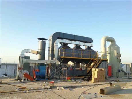 供应RTO蓄热式催化燃烧装置