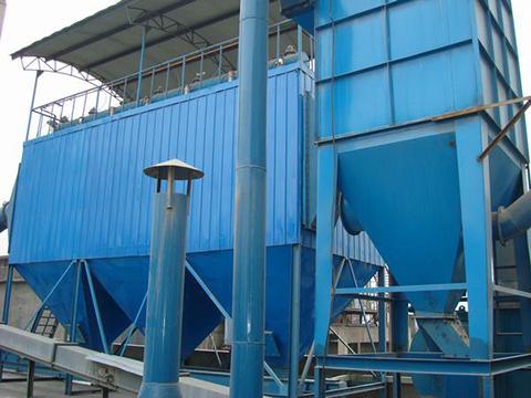 厂家供应MDC煤磨防爆防静电袋收尘器