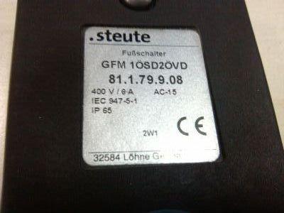 STEUTE开关EX T3564VH10/1S专业代理