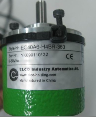 ELCO编码器EB38B6-H6PR-1024/1000