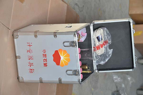 防爆双层卧式计量器具箱10件套中石油石化工具加气站加油站专用