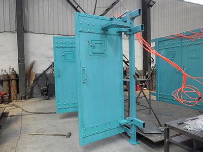 液压全自动风门煤矿用液压自动控制风门功能特点