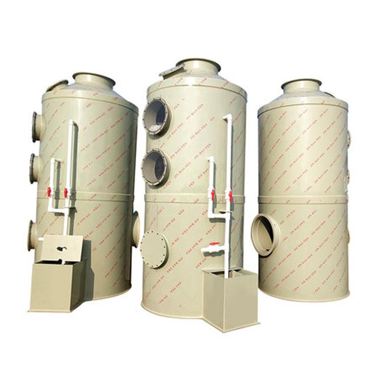 锐驰朗厂家定制生产湿式除尘器 喷淋塔