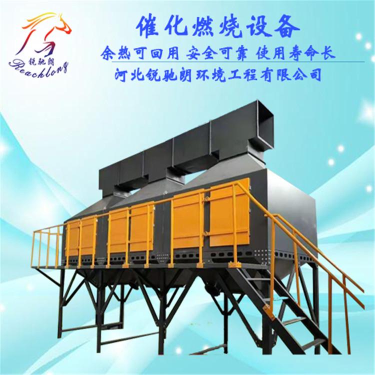 锐驰朗厂家定制生产催化燃烧设备