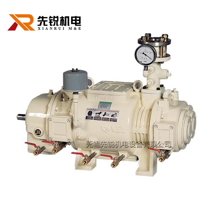 韩国KOWEL KDPH200 变螺距干式螺杆真空泵 耐腐蚀 无水无油